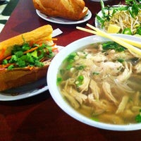 Photo taken at Superior Pho by Gregory W. on 10/26/2012