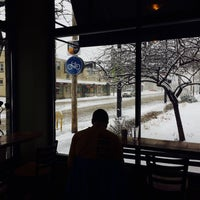 Photo taken at The Root Cafe by Gregory W. on 1/21/2015
