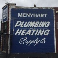 Photo taken at Menyhart Plumbing And Heating Supply Co. by Gregory W. on 6/23/2017