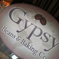 Photo taken at Gypsy Beans and Baking Company by Gregory W. on 11/27/2012