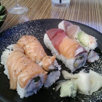 Photo taken at Octopus Japanese Restaurant by Nick R. on 3/24/2013
