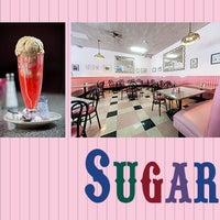 Photo taken at Sugar Bowl Ice Cream Parlor Restaurant by Sugar Bowl Ice Cream Parlor Restaurant on 9/23/2013