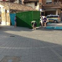 Photo taken at Placeta Del Forn by Rafa S. on 8/24/2013