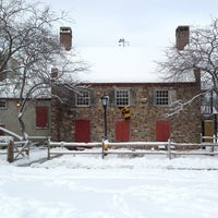 Photo taken at Old Stone House by Jase on 2/9/2013