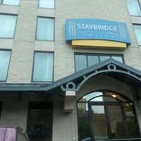 Photo taken at Staybridge Suites by Truckmen on 4/10/2013