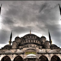 Photo taken at Blue Mosque by Remphin R. on 7/14/2013