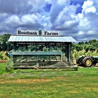Photo taken at Rosebank Farms by Rich R. on 7/4/2013