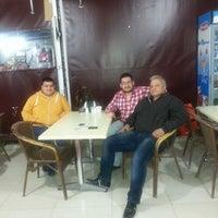 Photo taken at köfteci Ali Beldibi Şubesi by Furkan K. on 4/18/2014
