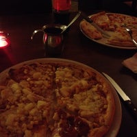 Photo taken at Don Quijote Pizzéria by Vivien B. on 4/24/2015