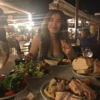 Photo taken at Martı Myra Restaurant by Özlem G. on 8/15/2017