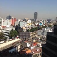 Photo taken at CFE Oficinas Nacionales by George C. on 2/11/2014