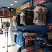 Photo taken at Authentic Señor Frogs Official Store by George C. on 5/9/2014