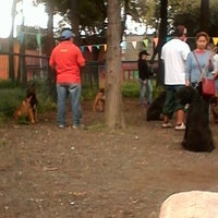 Photo taken at Adiestramiento Canino ORFEGUS by Viry C. on 9/14/2014