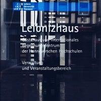 Das Foto wurde bei Leibnizhaus von Linus L. am 12/31/2015 aufgenommen