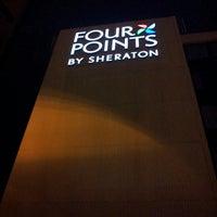 Photo taken at Four Points by Sheraton Philadelphia Northeast by Azrul M. on 2/7/2014