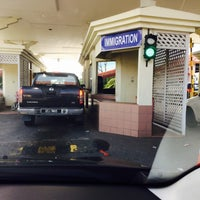 Photo taken at Sg. Tujuh Checkpoint (Brunei) by Azran Malda A. on 3/18/2017