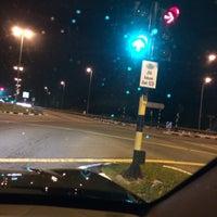 Photo taken at Traffic Light Perumahan Rimba by Azran Malda A. on 4/4/2014