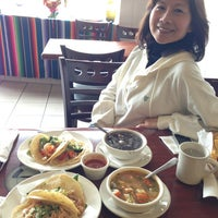 Photo taken at Little Mexico by Teresa L. on 3/23/2014