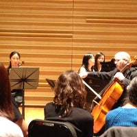 Photo taken at DiMenna Center for Classical Music by Teresa L. on 3/19/2017
