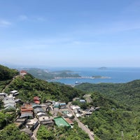 Photo taken at Jiufen by Micco on 4/9/2018