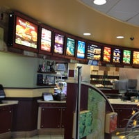 Photo taken at Arby's by Fernando A. on 11/2/2012