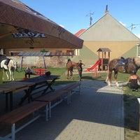 Photo taken at Klub Lysovice - hospoda by Selmice on 7/6/2014