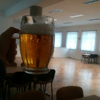 Photo taken at Klub Lysovice - hospoda by Selmice on 5/11/2014