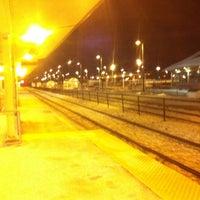 Photo taken at Oakville GO Station by Chris T. on 1/2/2013