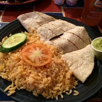 Photo taken at Ahora Mexican Cuisine by Chris T. on 12/18/2014