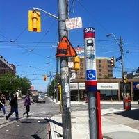Photo taken at TTC Bus #29 Dufferin by Chris T. on 6/17/2013