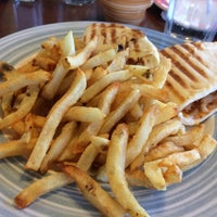 Photo taken at Swiss Chalet by Chris T. on 7/13/2014