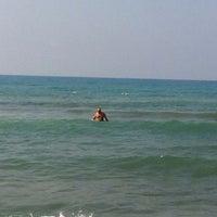Photo taken at Patara Beach by pınar K. on 9/2/2013