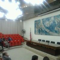 Photo taken at Salón de Honor - Universidad de Santiago de Chile by Fernando O. on 12/4/2012