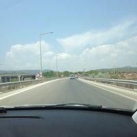Photo taken at Mersin-Adana Otoyolu by Aysu A. on 8/16/2017