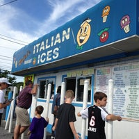 Photo taken at Ralph's Famous Italian Ices & Ice Cream by Dylan H. on 9/7/2013