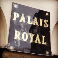 Photo taken at Palais Royal by Jen K. on 3/2/2013