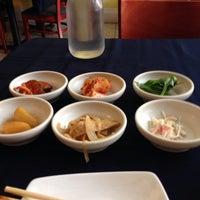 Photo taken at Riverside Korean Restaurant by Stacey S. on 7/30/2014