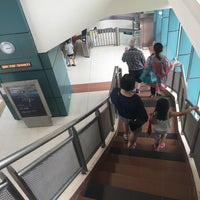 Photo taken at Sam Kee LRT Station (PW1) by Jan S. on 7/12/2017