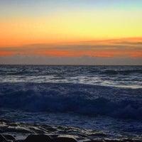 Photo taken at Nagamahama Beach by Akemi M. on 10/21/2016
