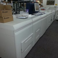 Photo taken at Conlin's Digital Print & Copy Center by RV S. on 12/17/2012