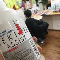 10/28/2016に久保田 健.が美容室プーアプーで撮った写真