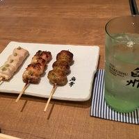 7/12/2016に久保田 健.が乃木坂 鳥幸食堂で撮った写真