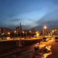 Снимок сделан в Автостанция Красногвардейская пользователем Stanislava 4/11/2013