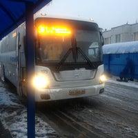 Снимок сделан в Автостанция Красногвардейская пользователем Stanislava 12/27/2012
