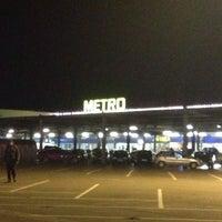 Das Foto wurde bei Metro Cash & Carry von Stanislava am 11/21/2014 aufgenommen