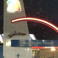 Photo taken at TravelCenters of America by Sami D. on 2/22/2013