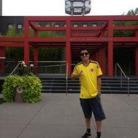 Photo taken at Stony Brook University by Fredy D. on 8/26/2013