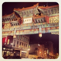 Photo taken at Chinatown by Fredy D. on 9/2/2013