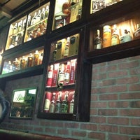 Photo taken at The BLACK STUFF Irish Pub & Whisky Bar by Anastácia C. on 3/15/2013