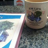 Photo taken at Em Le's Old Carmel Restarant by Andrew K. on 3/27/2013